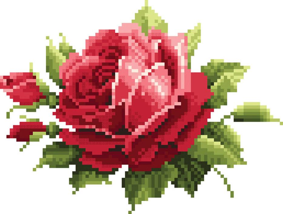Алмазная вышивка «Мерцающая роза»Алмазная вышивка фирмы Белоснежка<br><br><br>Артикул: 051-ST-PS<br>Основа: Холст без подрамника<br>Размер: 20x15 см<br>Выкладка: Полная<br>Тип страз: Квадратные