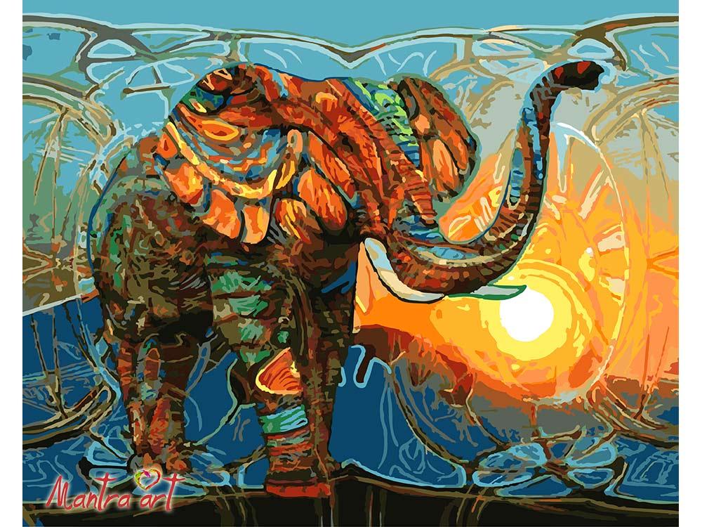 «Слон»+в наборе подарокРаскраски по номерам Mantra Art<br>Производитель Mantra Art создал уникальные наборы картин по номерам, которые порадуют и безупречным качеством, и помогут погрузиться в тонкий внутренний мир. С их помощью легко избавиться от негатива - неизбежного побочного эффекта стрессовых ситуаций, и ...<br><br>Артикул: 1011<br>Основа: Холст<br>Сложность: очень сложные<br>Размер: 40x50 см<br>Количество цветов: 28<br>Техника рисования: Без смешивания красок
