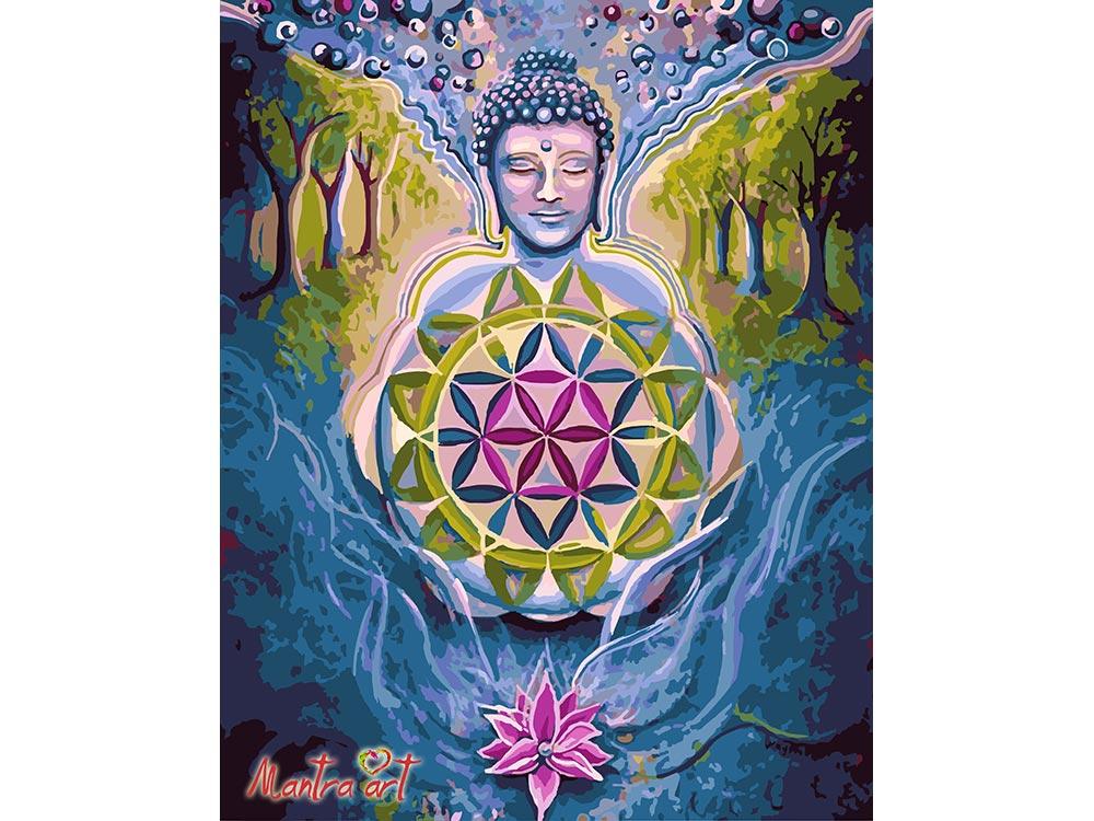 «Цветок жизни» + в наборе подарокРаскраски по номерам Mantra Art<br>Производитель Mantra Art создал уникальные наборы картин по номерам, которые порадуют и безупречным качеством, и помогут погрузиться в тонкий внутренний мир. С их помощью легко избавиться от негатива - неизбежного побочного эффекта стрессовых ситуаций, и ...<br><br>Артикул: 1012<br>Основа: Холст<br>Сложность: средние<br>Размер: 40x50 см<br>Количество цветов: 28<br>Техника рисования: Без смешивания красок