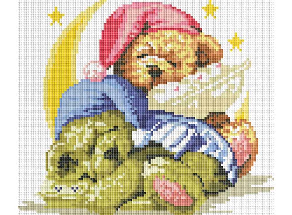 Стразы «Два медвежонка»Алмазная вышивка фирмы Белоснежка<br><br><br>Артикул: 250-ST-S<br>Основа: Холст на подрамнике<br>Размер: 30x30<br>Выкладка: Полная<br>Количество цветов: 19<br>Тип страз: Квадратные