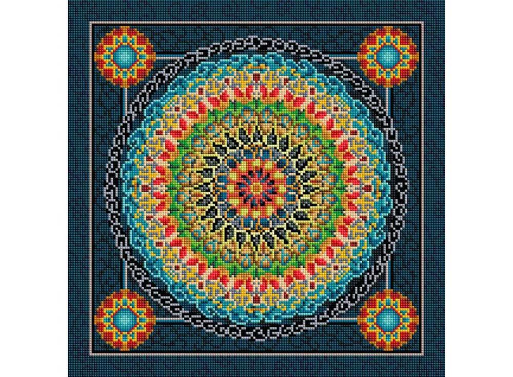 Стразы «Сила духа»Алмазная вышивка фирмы Белоснежка<br><br><br>Артикул: 298-ST-S<br>Основа: Холст на подрамнике<br>Размер: 40x40<br>Выкладка: Полная<br>Количество цветов: 29<br>Тип страз: Квадратные