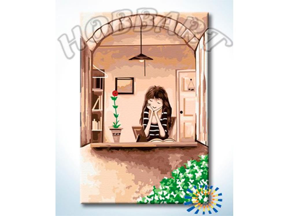 «Теплые воспоминания»Hobbart<br><br><br>Артикул: HB2030033<br>Основа: Холст<br>Сложность: средние<br>Размер: 20x30 см<br>Количество цветов: 19<br>Техника рисования: Без смешивания красок