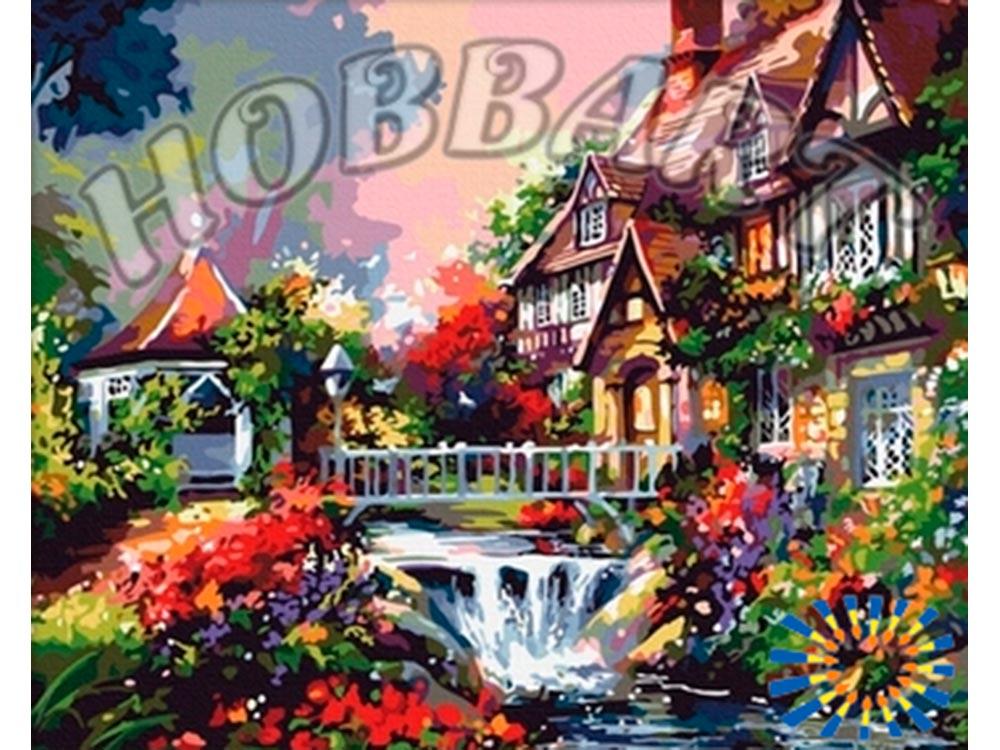 «Красочное поместье» Джима МитчеллаHobbart<br><br><br>Артикул: HB4050029<br>Основа: Холст<br>Сложность: очень сложные<br>Размер: 40x50 см<br>Количество цветов: 30<br>Техника рисования: Без смешивания красок