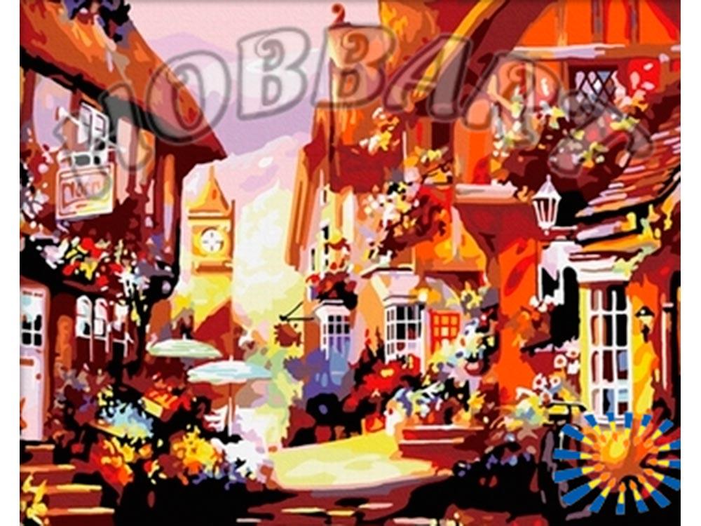 Картина по номерам «Старая Европа» Джима МитчеллаHobbart<br><br><br>Артикул: HB4050049<br>Основа: Холст<br>Сложность: сложные<br>Размер: 40x50 см<br>Количество цветов: 26<br>Техника рисования: Без смешивания красок
