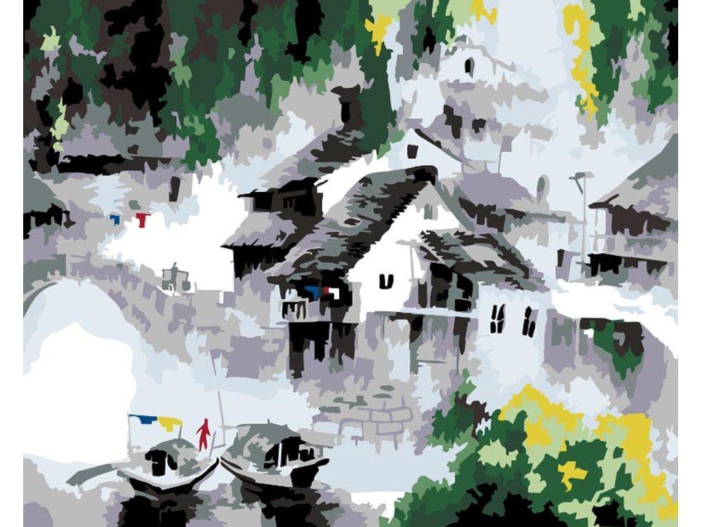 «Мой восток»Картины по номерам Белоснежка<br><br><br>Артикул: 055-CG<br>Основа: Холст<br>Сложность: средние<br>Размер: 40x50<br>Количество цветов: 22<br>Техника рисования: Без смешивания красок