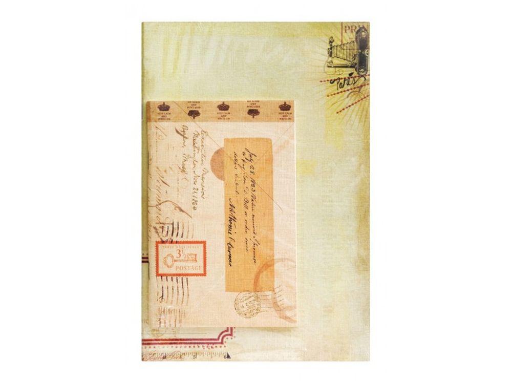 Блокнот «Желтый конверт»Записные книжки и ежедневники<br><br><br>Артикул: 633-SB