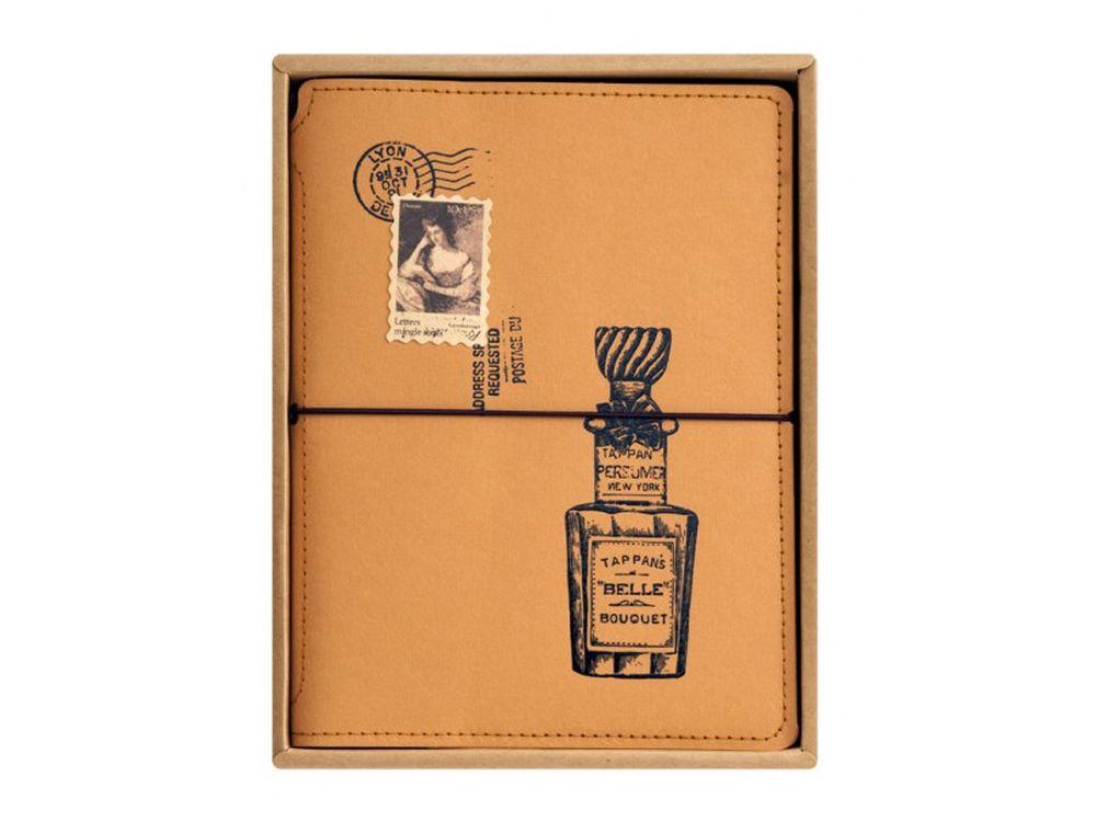 Записная книжка «Аромат»Записные книжки и ежедневники<br><br><br>Артикул: 721-SB<br>Размер: 16,2x21,2x2 см