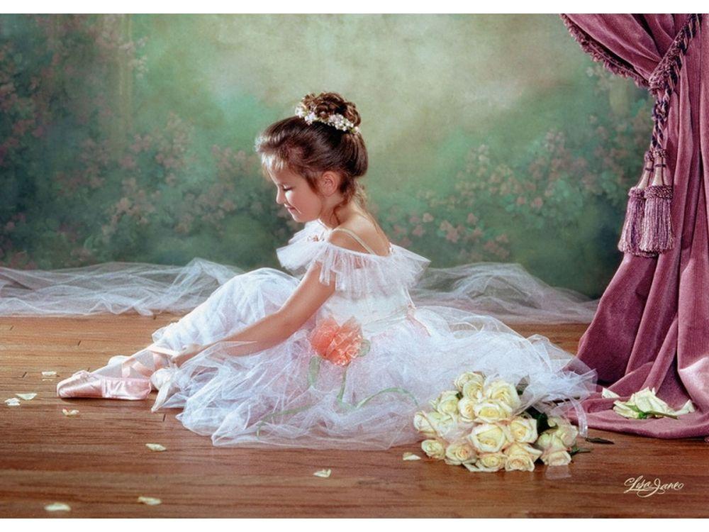 Пазлы «Балерина»Пазлы от производител Castorland<br>Пазл - игра-головоломка, мозаика, состоща из множества фрагментов, различащихс по форме.<br> По мнени психологов, игра в пазлы способствует развити логического мышлени, внимани, воображени и памти. Пазлы хороши дл всех возрастов - и ребенка-дошко...<br><br>Артикул: B51571<br>Размер: 47x33 см