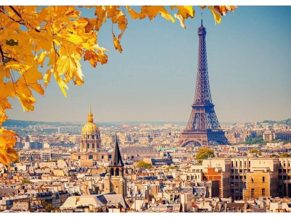 Пазлы «Осень в Париже»Пазлы от производителя Castorland<br>Пазл - игра-головоломка, мозаика, состоящая из множества фрагментов, различающихся по форме.<br> По мнению психологов, игра в пазлы способствует развитию логического мышления, внимания, воображения и памяти. Пазлы хороши для всех возрастов - и ребенка-дошко...<br><br>Артикул: C103089<br>Размер: 68x47 см