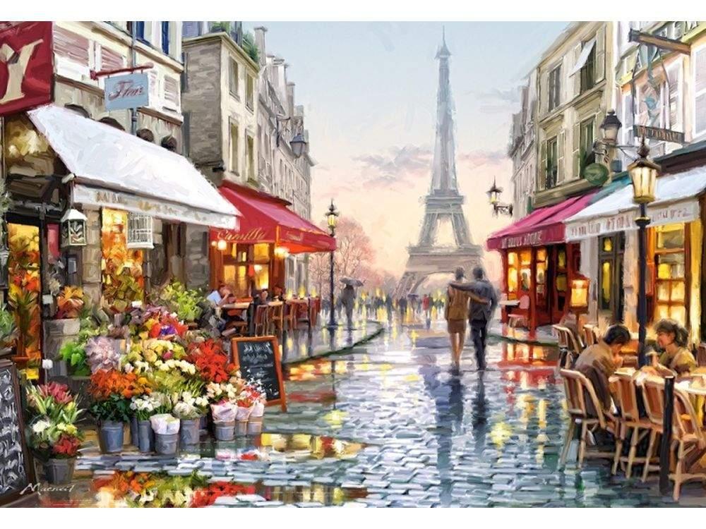 Пазлы «Парижское обещание» Ричарда МакнейлаПазлы от производителя Castorland<br>Пазл - игра-головоломка, мозаика, состоящая из множества фрагментов, различающихся по форме.<br> По мнению психологов, игра в пазлы способствует развитию логического мышления, внимания, воображения и памяти. Пазлы хороши для всех возрастов - и ребенка-дошко...<br><br>Артикул: C151288<br>Размер: 68x47 см