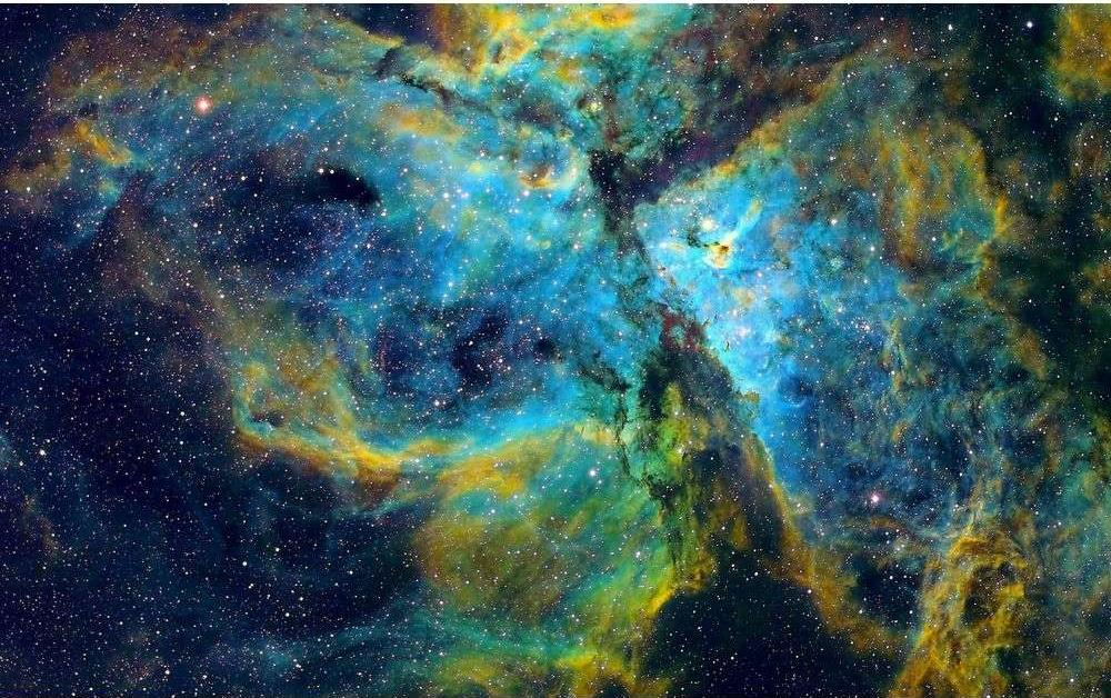 Алмазная вышивка «Космос»