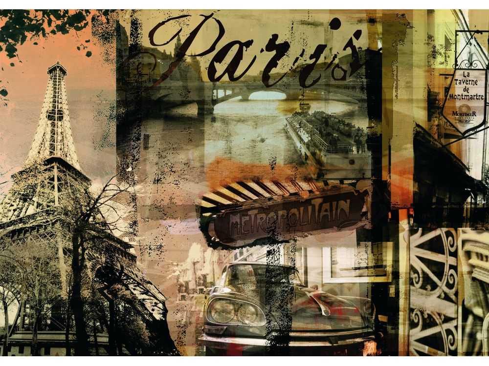 Пазлы «Ностальгический Париж»Ravensburger<br>Пазл - игра-головоломка, мозаика, состоящая из множества фрагментов, различающихся по форме.<br> По мнению психологов, игра в пазлы способствует развитию логического мышления, внимания, воображения и памяти. Пазлы хороши для всех возрастов - и ребенка-дошко...<br><br>Артикул: 15729<br>Размер: 50x70 см