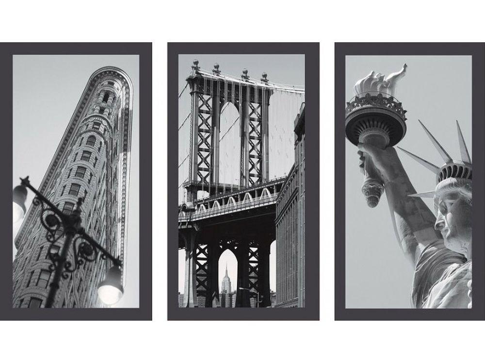 Пазлы «Воспоминания о Нью-Йорке»Ravensburger<br>Пазл - игра-головоломка, мозаика, состоящая из множества фрагментов, различающихся по форме.<br> По мнению психологов, игра в пазлы способствует развитию логического мышления, внимания, воображения и памяти. Пазлы хороши для всех возрастов - и ребенка-дошко...<br><br>Артикул: 16293<br>Размер: 60x33 см