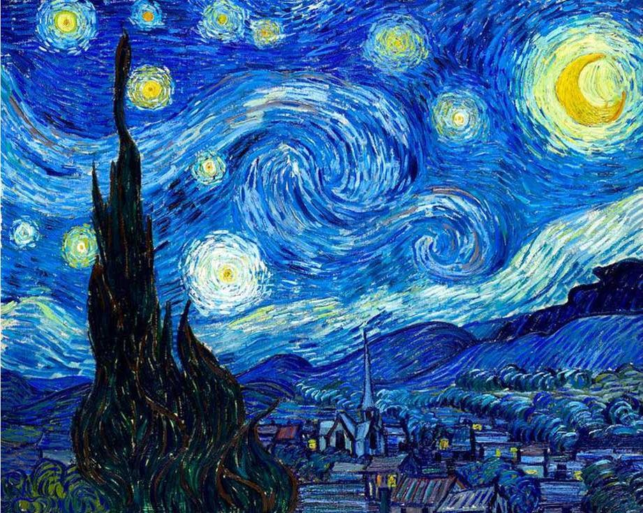 Стразы «Звездна ночь» Ван ГогАлмазна вышивка Color Kit (Колор Кит)<br><br><br>Артикул: CK124<br>Основа: Холст на подрамнике<br>Сложность: средние<br>Размер: 40x50 см<br>Выкладка: Полна<br>Количество цветов: 17<br>Тип страз: Круглые прозрачные (стеклнные)
