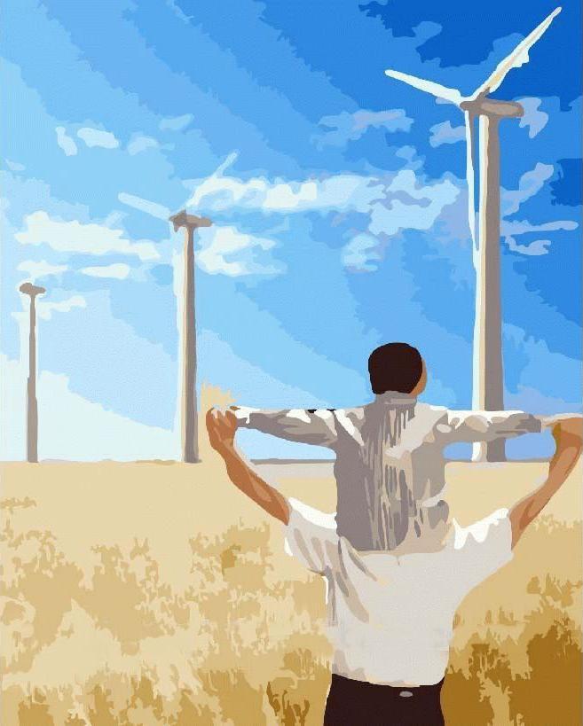 «Взаимопонимание»Цветной (Premium)<br>Название этой картины по номерам – «Взаимопонимание» - великолепно отражает суть и символизм сюжета. Полотно наполнено живительной энергией взаимопонимания во всем - между ветром, Солнцем, теплом земли и незыблемыми чувствами, которые возможны только межд...<br><br>Артикул: MG325_Z<br>Основа: Холст<br>Сложность: сложные<br>Размер: 40x50 см<br>Количество цветов: 25<br>Техника рисования: Без смешивания красок