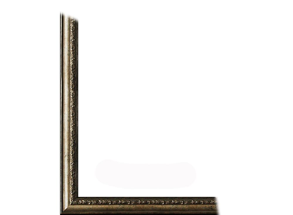 Рама без стекла для картин «Daria»Багетные рамки<br><br><br>Артикул: 0058-16-3030<br>Размер: 40x50 см<br>Цвет: Серебро<br>Ширина: 32 мм<br>Материал багета: Пластик