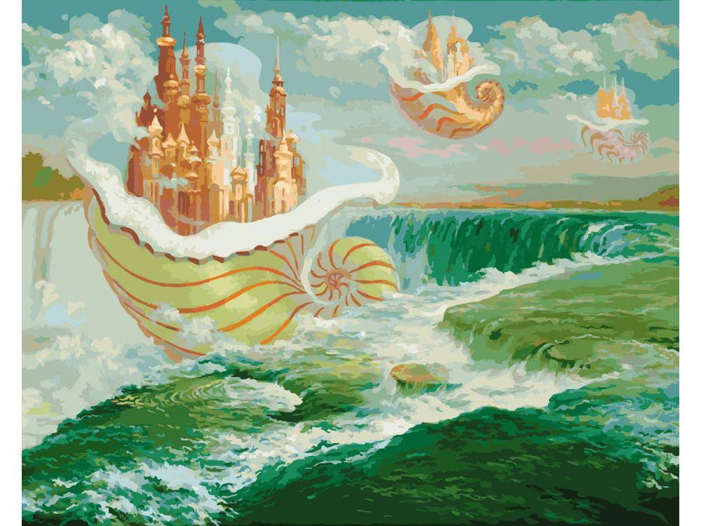 «Свежий ветер»Картины по номерам Белоснежка<br><br><br>Артикул: 136-АВ<br>Основа: Холст<br>Сложность: очень сложные<br>Размер: 40x50<br>Количество цветов: 40<br>Техника рисования: Без смешивания красок