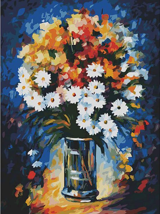Картина по номерам «Очарование» Леонида АфремоваКартины по номерам Белоснежка<br><br>
