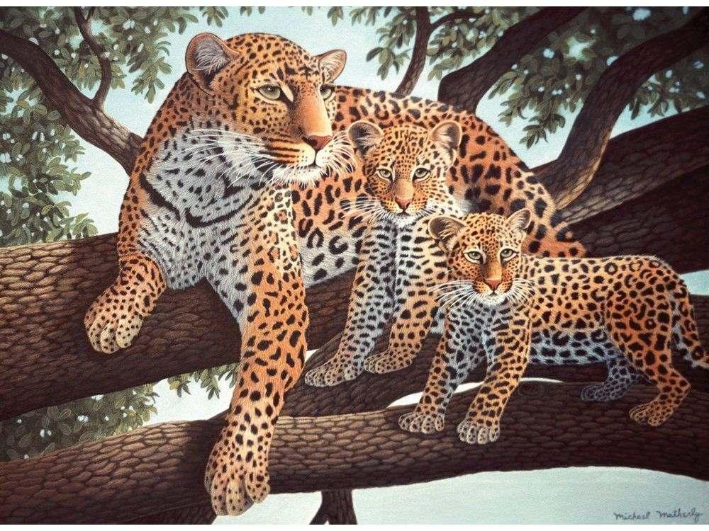 Картина по номерам «Африканский леопард»Royal&amp;Langnickel<br>Картина по номерам раскрашивается с применением техники смешивания красок.<br> <br> В наборе предусмотрены базовые цвета, однако смешивание красок занятие достаточно простое и доступное.<br> Royal &amp;amp; Langnickel - производитель из Великобритании, специализирующи...<br><br>Артикул: PJL24<br>Основа: Картон<br>Сложность: легкие<br>Размер: 28x39 см<br>Количество цветов: 10<br>Техника рисования: Со смешиванием красок