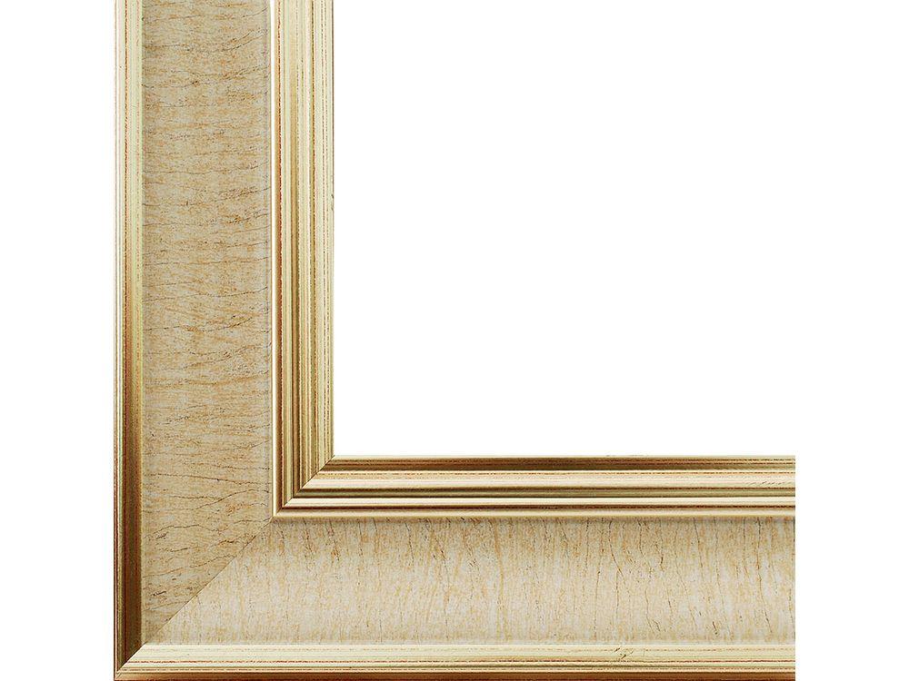 Рамка для картин «Stella»Багетные рамки<br><br><br>Артикул: 1150-BL<br>Размер: 30x40 см<br>Цвет: Золото<br>Материал багета: Пластик