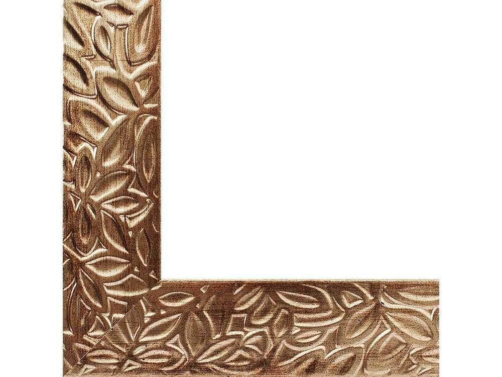 Рамка для картин «Mia»Багетные рамки<br><br><br>Артикул: 1301-BL<br>Размер: 30x40 см<br>Цвет: Бронза<br>Материал багета: Пластик