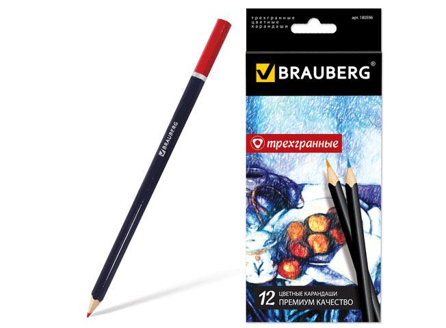 Набор цветных карандашей (12 цветов)Аксессуары для книг-раскрасок<br>Карандаши цветные (12 цветов) премиум качества:<br>- диаметр грифеля 3 мм;<br>- высокосортная древесина;<br>- трехгранный корпус;<br>- легко затачиваются;<br>- картонная коробка с европодвесом.<br><br>Отличное качество грифеля гарантирует равномерную насыщенность и укр...<br><br>Артикул: 180596