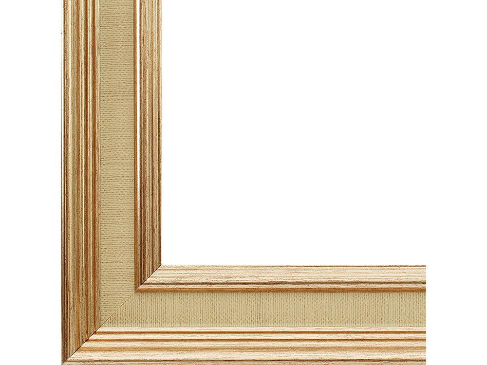 Рамка для картин «Clara»Багетные рамки<br><br><br>Артикул: 2090-BB<br>Размер: 40x50 см<br>Цвет: Золото<br>Материал багета: Пластик
