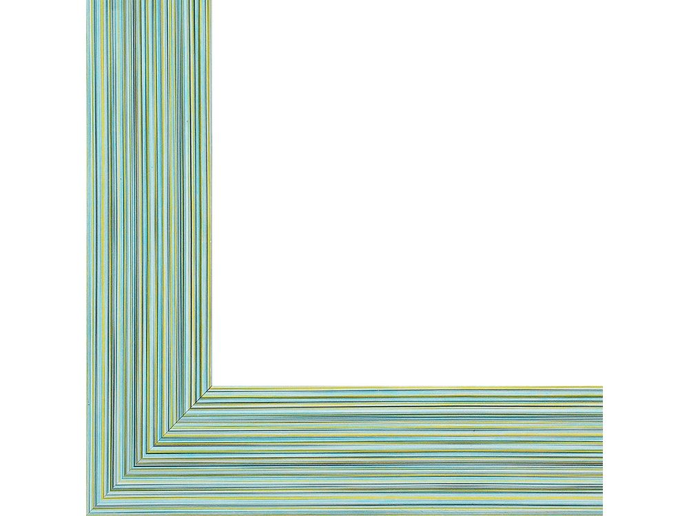 Рамка для картин «Emma»Багетные рамки<br><br><br>Артикул: 2306-BB<br>Размер: 40x50 см<br>Цвет: Голубой<br>Материал багета: Пластик