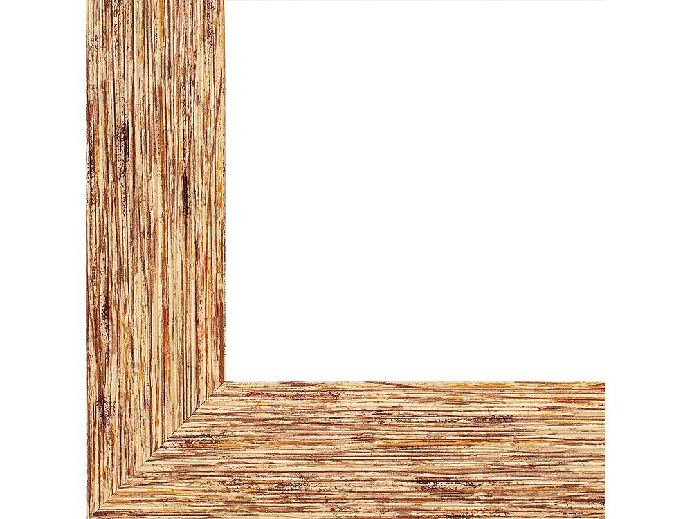 Рамка для картин «Emma»Багетные рамки<br><br><br>Артикул: 2307-BB<br>Размер: 40x50 см<br>Цвет: Бежевый<br>Материал багета: Пластик