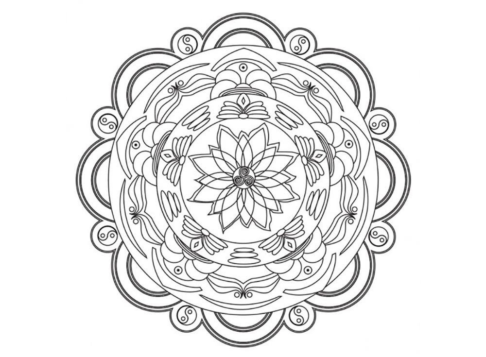 Картина по номерам «Магические мандалы «Здоровье»Картины по номерам Белоснежка<br>В комплектацию входит 3 тематические мандалы:<br> <br> Мандала Релакс <br> Спокойствие, только спокойствие! Внутренняя гармония - это внешняя уверенность! Эта мандала наделена особыми символами, которые способствуют вашему спокойствию. Сочетая и раскрашивая дан...<br><br>Артикул: 2959-CS<br>Основа: Картон<br>Сложность: очень сложные<br>Размер: 30x30 см<br>Количество цветов: 18<br>Техника рисования: Без смешивания красок