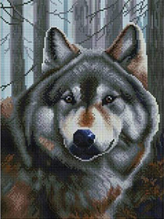 Стразы «Волк»Алмазная вышивка фирмы Белоснежка<br><br><br>Артикул: 347-ST-S<br>Основа: Холст на подрамнике<br>Сложность: сложные<br>Размер: 30x40 см<br>Выкладка: Полная<br>Количество цветов: 30<br>Тип страз: Квадратные