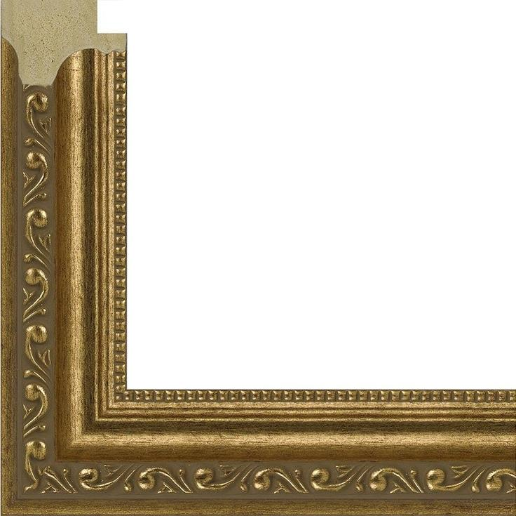 Рамка без стекла для картин «Star»Багетные рамки<br><br><br>Артикул: B4050/05<br>Размер: 40x50 см<br>Цвет: Золото<br>Ширина: 34<br>Материал багета: Пластик