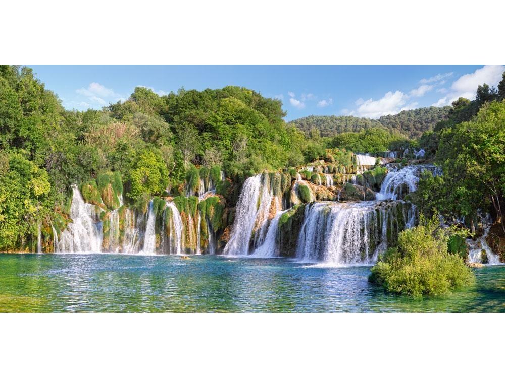 Castorland Пазлы «Водопады Крка, Хорватия» C400133