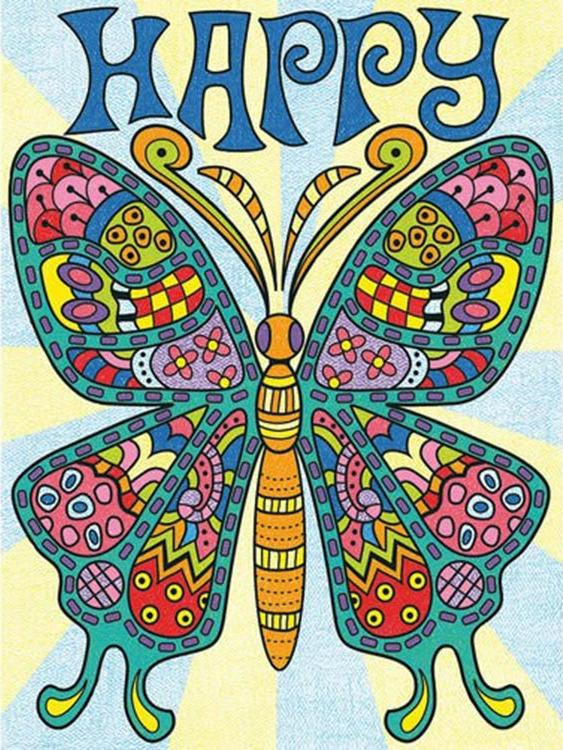 «Узорчатая бабочка»Раскраски по номерам Dimensions<br>Картина по номерам Узорчатая бабочка раскрашивается цветными карандашами!<br> <br> Dimensions - один из самых известных брендов товаров для хобби. Картины по номерам от этого производителя безупречны по качеству всех составляющих - от картонной основы до ка...<br><br>Артикул: DMS-73-91496<br>Основа: Картон<br>Сложность: легкие<br>Размер: 23x33 см<br>Количество цветов: 12<br>Техника рисования: Со смешиванием цветов