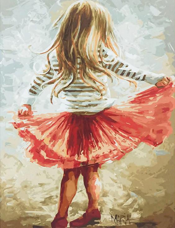Картина по номерам «Модница» Марии ВестхайзенРаскраски по номерам Paintboy (Original)<br><br><br>Артикул: GX9256_R<br>Основа: Холст<br>Сложность: сложные<br>Размер: 40x50 см<br>Количество цветов: 29<br>Техника рисования: Без смешивания красок