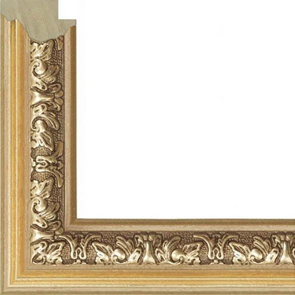 Рамка без стекла для картин «Jesus»Багетные рамки<br><br><br>Артикул: 4050/27<br>Размер: 40x50 см<br>Цвет: Золото<br>Ширина: 33 см<br>Материал багета: Пластик<br>Глубина багета: 9 мм