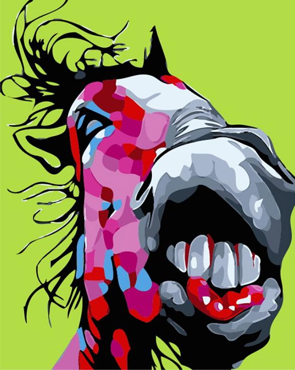 «Улыбка»Раскраски по номерам Menglei (Standart)<br><br><br>Артикул: MG663_S<br>Основа: Холст<br>Сложность: сложные<br>Размер: 40x50 см<br>Количество цветов: 25<br>Техника рисования: Без смешивания красок