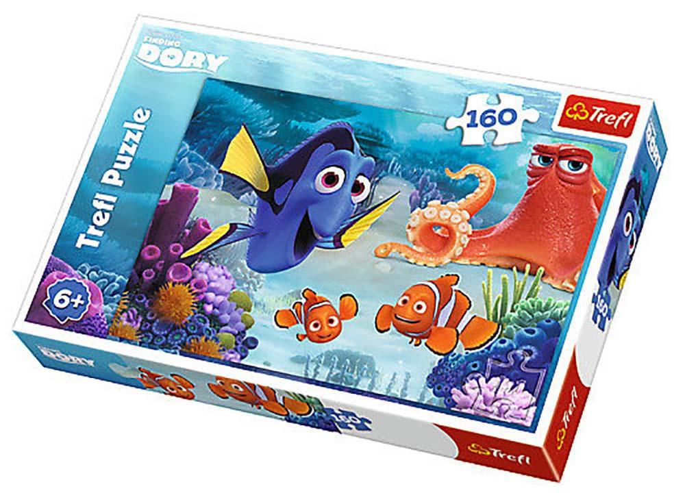 Пазлы «Начало путешествия»Trefl<br>Пазл - игра-головоломка, мозаика, состоящая из множества фрагментов, различающихся по форме.<br> По мнению психологов, игра в пазлы способствует развитию логического мышления, внимания, воображения и памяти. Пазлы хороши для всех возрастов - и ребенка-дошко...<br><br>Артикул: 15333<br>Размер: 41x27,5 см