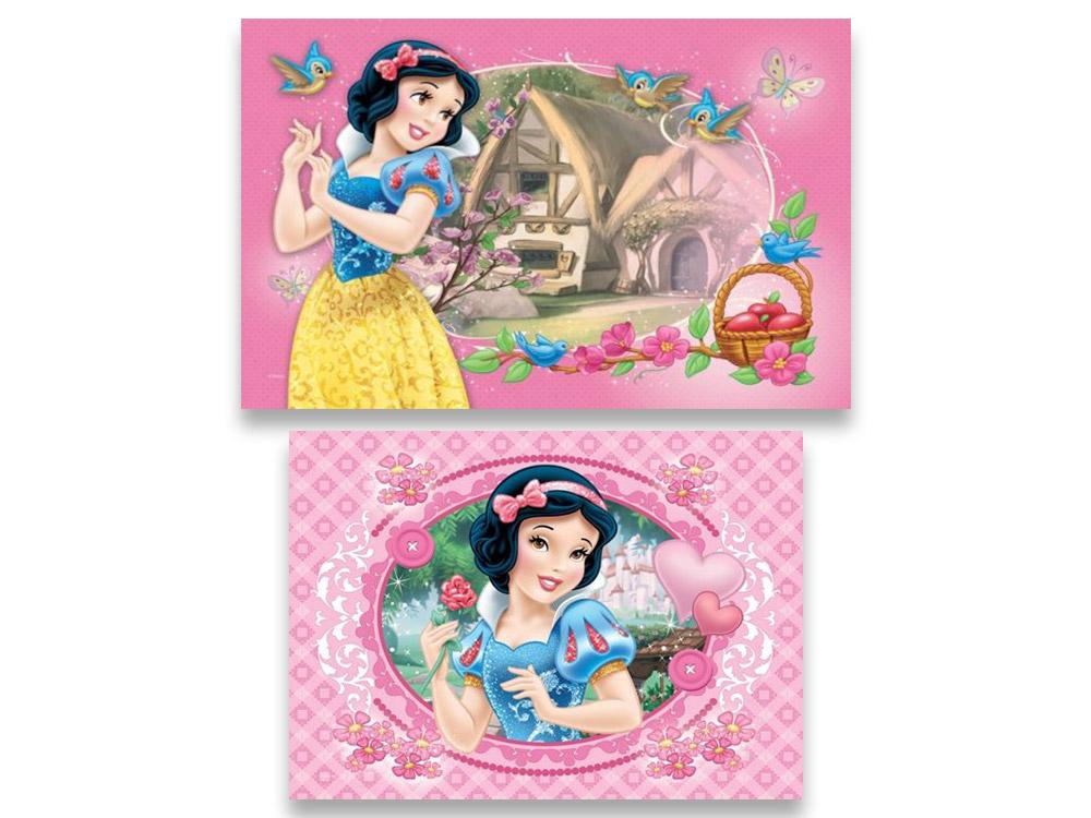 Пазлы «Набор 2-в-1 В ожидании принца»Trefl<br>Пазл - игра-головоломка, мозаика, состоящая из множества фрагментов, различающихся по форме.<br> По мнению психологов, игра в пазлы способствует развитию логического мышления, внимания, воображения и памяти. Пазлы хороши для всех возрастов - и ребенка-дошко...<br><br>Артикул: 34165<br>Размер: 22,7x16,7 см, 33x22 см