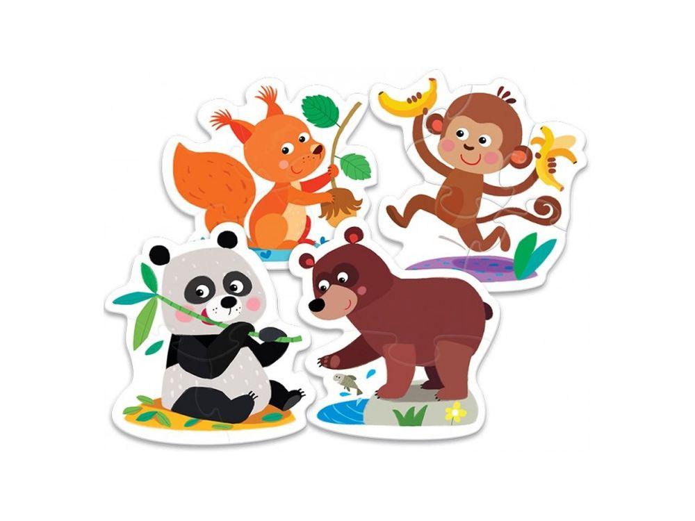 Пазлы «Деликатесы»Trefl<br>Пазл - игра-головоломка, мозаика, состоящая из множества фрагментов, различающихся по форме.<br> По мнению психологов, игра в пазлы способствует развитию логического мышления, внимания, воображения и памяти. Пазлы хороши для всех возрастов - и ребенка-дошко...<br><br>Артикул: 36056