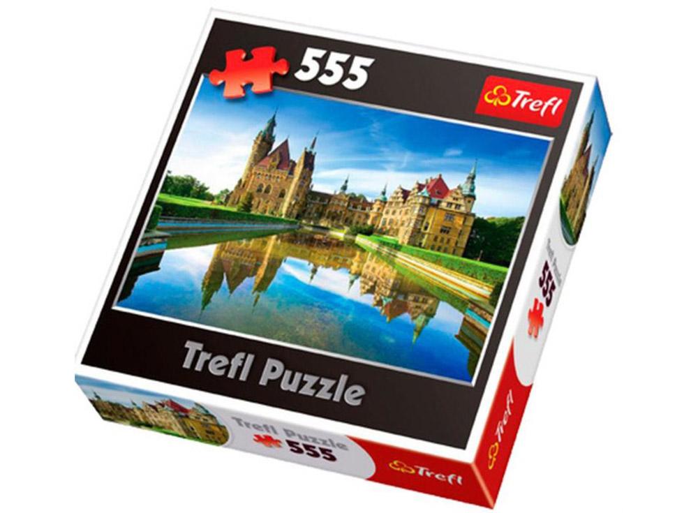 Пазлы «Замок в Польше»Trefl<br>Пазл - игра-головоломка, мозаика, состоящая из множества фрагментов, различающихся по форме.<br> По мнению психологов, игра в пазлы способствует развитию логического мышления, внимания, воображения и памяти. Пазлы хороши для всех возрастов - и ребенка-дошко...<br><br>Артикул: 37183<br>Размер: 48x34 см