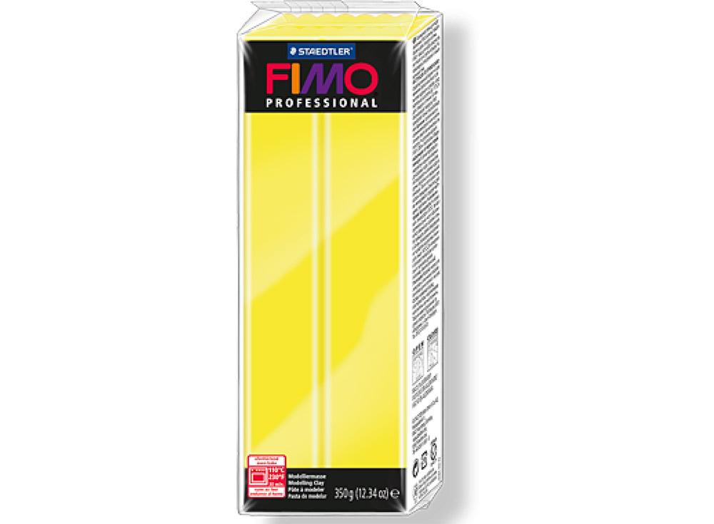FIMO Professional 100 (чисто желтый) 350 гПолимерная глина FIMO<br>Полимерная глина FIMO Professional используется мастерами и художниками для изделий профессионального уровня - украшений, бижутерии, предметов декора с филигранным моделированием.<br> <br> Характеристика:<br><br>FIMO Professional - усовершенствованная формул...<br><br>Артикул: 8001-100<br>Вес: 350 г<br>Цвет: Чисто желтый<br>Серия: FIMO Professional
