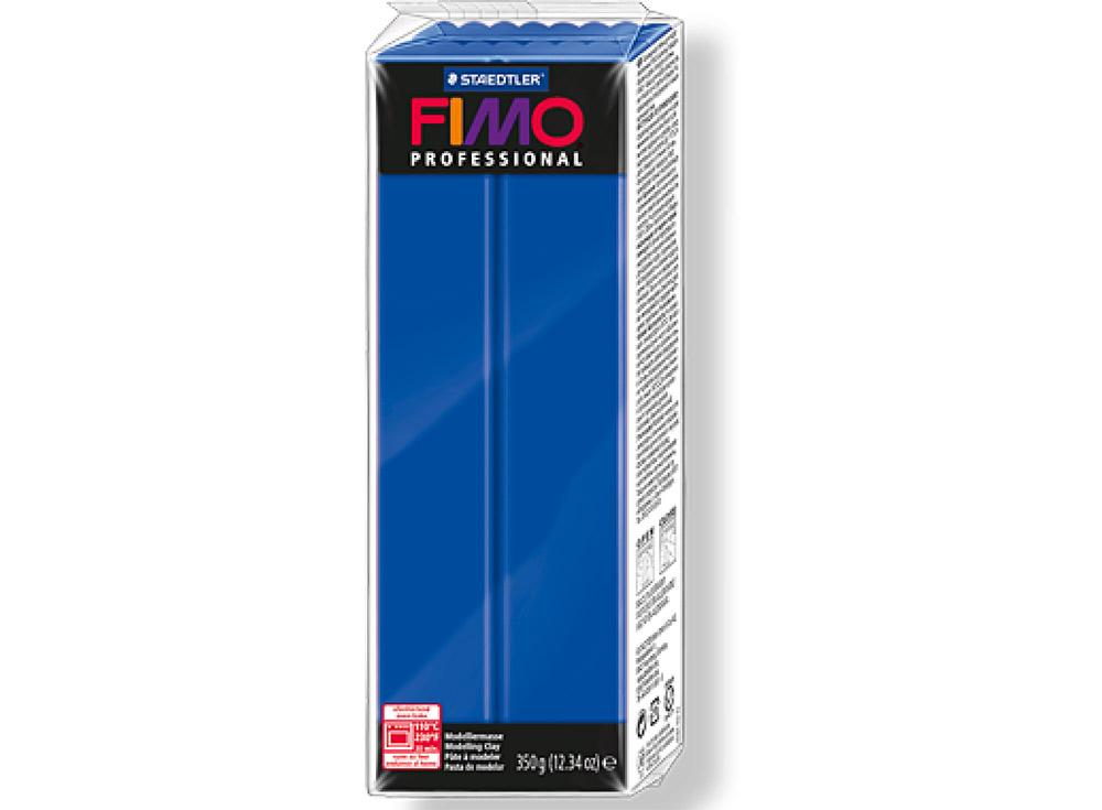 FIMO Professional 33 (ультрамарин) 350 гПолимерная глина FIMO<br>Полимерная глина FIMO Professional используется мастерами и художниками для изделий профессионального уровня - украшений, бижутерии, предметов декора с филигранным моделированием.<br> <br> Характеристика:<br><br>FIMO Professional - усовершенствованная формул...<br><br>Артикул: 8001-33<br>Вес: 350 г<br>Цвет: Ультрамарин<br>Серия: FIMO Professional