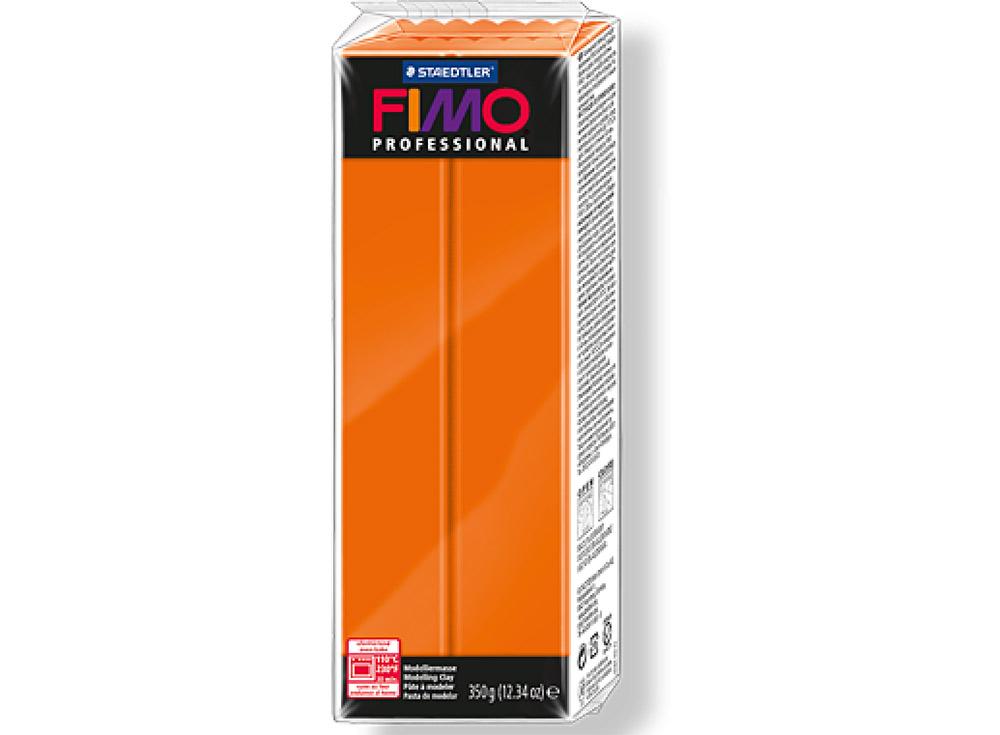 FIMO Professional 4 (оранжевый) 350 гПолимерная глина FIMO<br>Полимерная глина FIMO Professional используется мастерами и художниками для изделий профессионального уровня - украшений, бижутерии, предметов декора с филигранным моделированием.<br> <br> Характеристика:<br><br>FIMO Professional - усовершенствованная формул...<br><br>Артикул: 8001-4<br>Вес: 350 г<br>Цвет: Оранжевый<br>Серия: FIMO Professional
