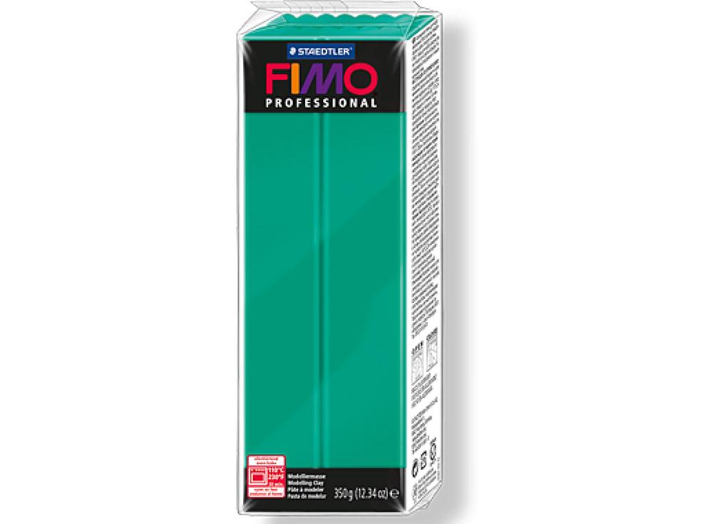 FIMO Professional 500 (чисто зеленый) 350 гПолимерная глина FIMO<br>Полимерная глина FIMO Professional используется мастерами и художниками для изделий профессионального уровня - украшений, бижутерии, предметов декора с филигранным моделированием.<br> <br> Характеристика:<br><br>FIMO Professional - усовершенствованная формул...<br><br>Артикул: 8001-500<br>Вес: 350 г<br>Цвет: Чисто зеленый<br>Серия: FIMO Professional