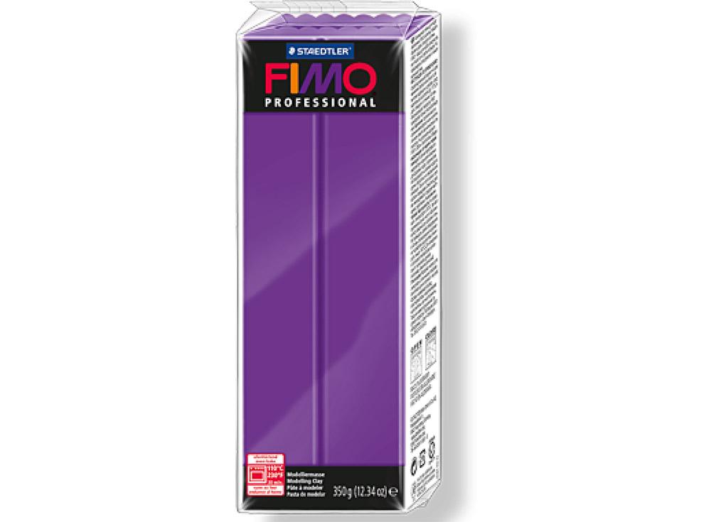 FIMO Professional 6 (лиловый) 350 гПолимерная глина FIMO<br>Полимерная глина FIMO Professional используется мастерами и художниками для изделий профессионального уровня - украшений, бижутерии, предметов декора с филигранным моделированием.<br> <br> Характеристика:<br><br>FIMO Professional - усовершенствованная формул...<br><br>Артикул: 8001-6<br>Вес: 350 г<br>Цвет: Лиловый<br>Серия: FIMO Professional