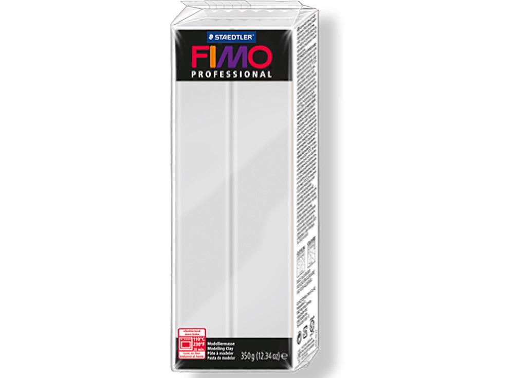 FIMO Professional 80 (серый дельфин) 350 гПолимерная глина FIMO<br>Полимерная глина FIMO Professional используется мастерами и художниками для изделий профессионального уровня - украшений, бижутерии, предметов декора с филигранным моделированием.<br> <br> Характеристика:<br><br>FIMO Professional - усовершенствованная формул...<br><br>Артикул: 8001-80<br>Вес: 350 г<br>Цвет: Серый дельфин<br>Серия: FIMO Professional