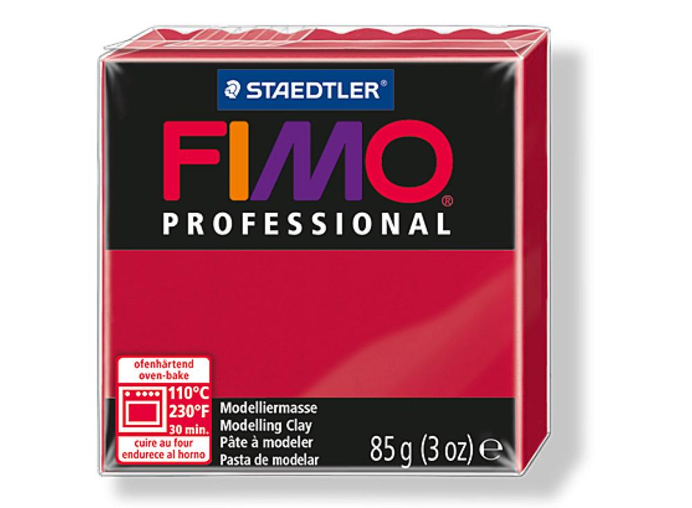 FIMO Professional 29 (пунцовый)Полимерная глина FIMO<br>Полимерная глина FIMO Professional используется мастерами и художниками для изделий профессионального уровня - украшений, бижутерии, предметов декора с филигранным моделированием.<br> <br> Характеристика:<br><br>FIMO Professional - усовершенствованная формул...<br><br>Артикул: 8004-29<br>Вес: 85 г<br>Цвет: Пунцовый<br>Серия: FIMO Professional