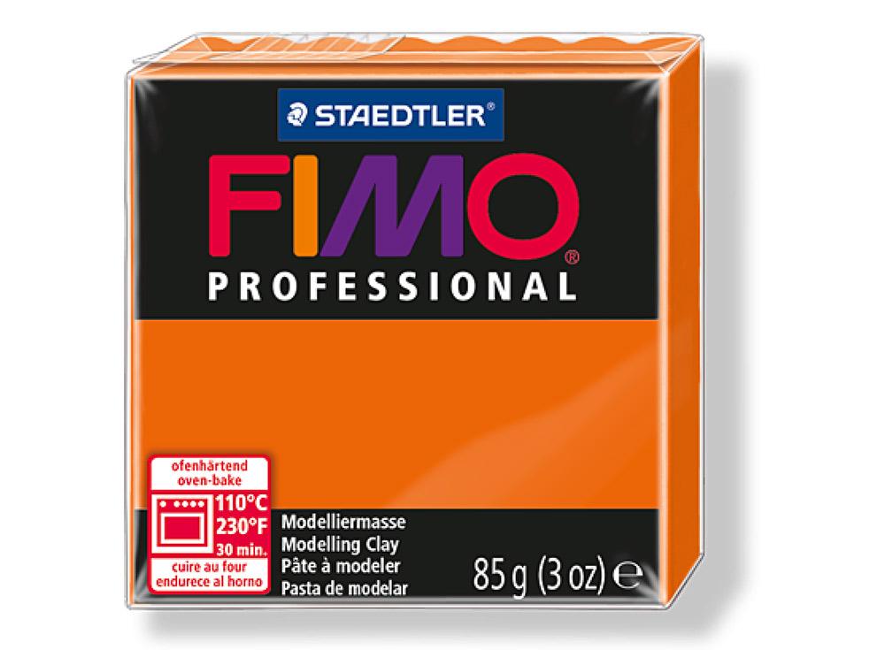 FIMO Professional 4 (оранжевый)Полимерная глина FIMO<br>Полимерная глина — удивительный материал для творчества и декоративно-прикладного искусства. Лепка из полимерной глины в равной степени увлекает детей и взрослых, вдохновляет мастеров и новичков. Этот вид творчества не требует профессиональной подготовки ...<br><br>Артикул: 8004-4<br>Вес: 85 г<br>Цвет: Оранжевый<br>Серия: FIMO Professional