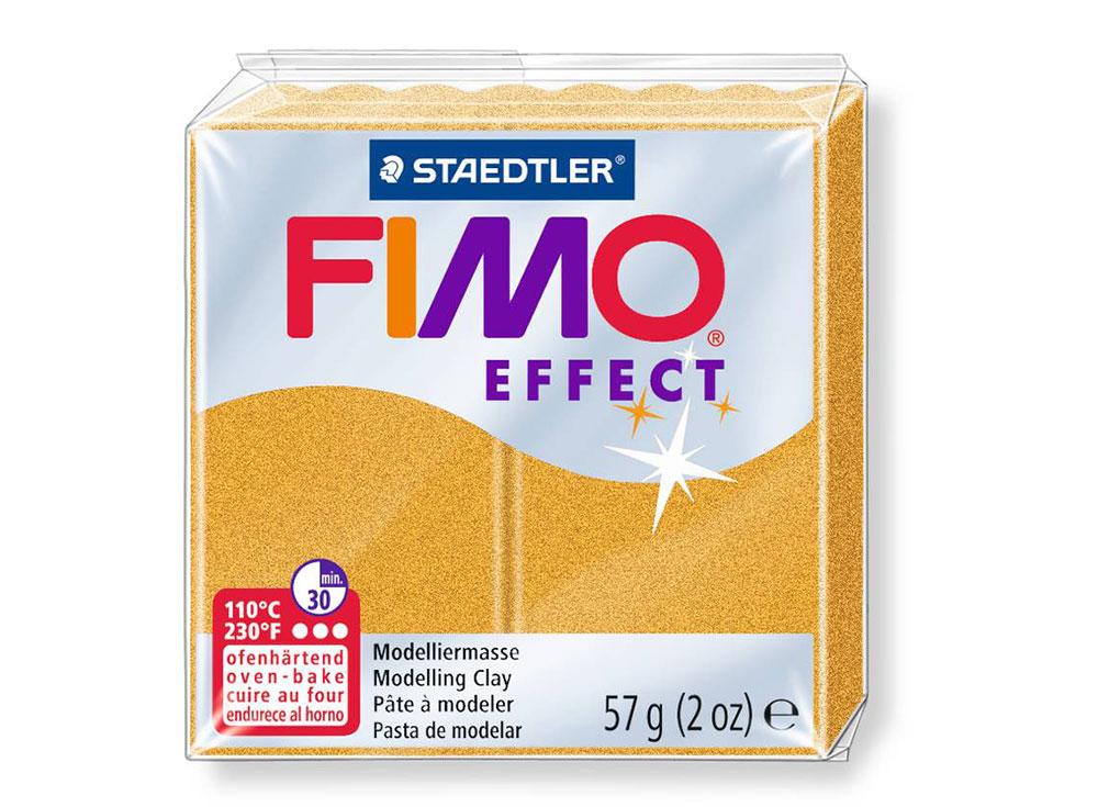 FIMO Effect 11 (золотой металлик)